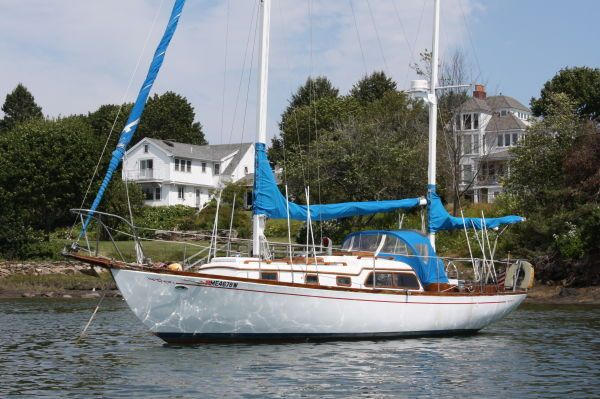 Cheoy Lee Offshore 31 Ketch 1972 Cheoy Lee for Sale Ketch Boats for Sale