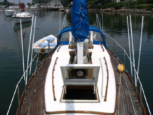 1972 cheoy lee offshore 31 ketch  14 1972 Cheoy Lee Offshore 31 Ketch