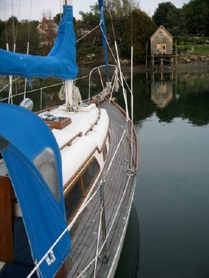 1972 cheoy lee offshore 31 ketch  18 1972 Cheoy Lee Offshore 31 Ketch