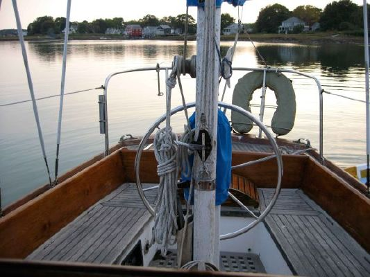 1972 cheoy lee offshore 31 ketch  25 1972 Cheoy Lee Offshore 31 Ketch