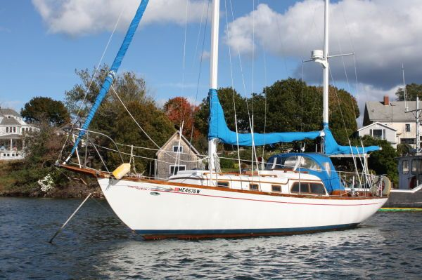 1972 cheoy lee offshore 31 ketch  50 1972 Cheoy Lee Offshore 31 Ketch