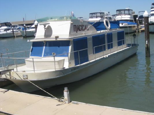 Cruise A Home Houseboat 1972 Houseboats for Sale