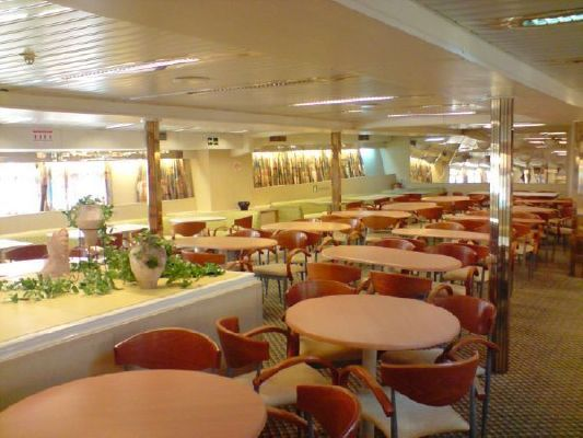 Cruise Ship 1972 All Boats