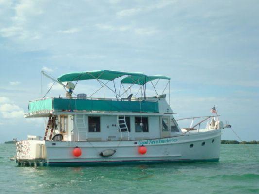 Eagle Sedan Trawler 1972 Fishing Boats for Sale Trawler Boats for Sale