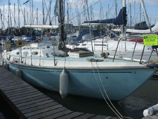 Elizabethan 31 1972 All Boats