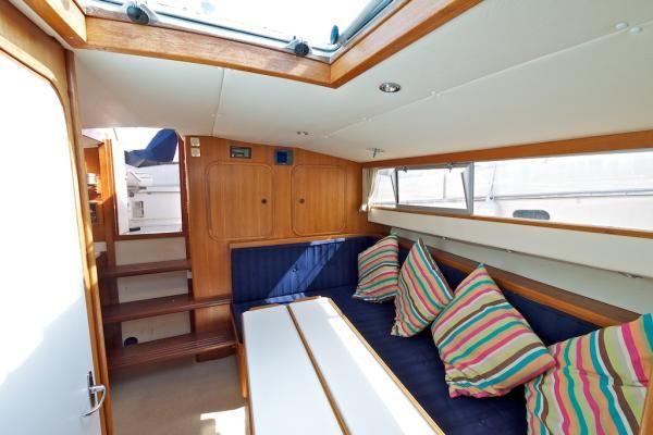 Fairey Super Swordsman 33 Aft Cabin Classic Sports Cruiser 1972 Aft Cabin All Boats