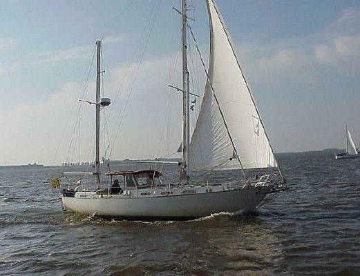 Great Dane 37 1972 All Boats