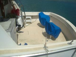 Hatteras 456 Convertible 1972 Hatteras Boats for Sale