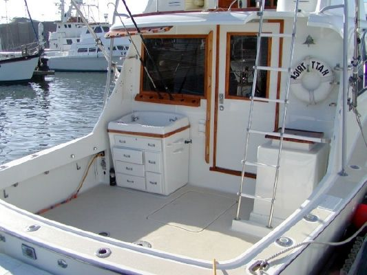 Hatteras Convertible 1972 Hatteras Boats for Sale