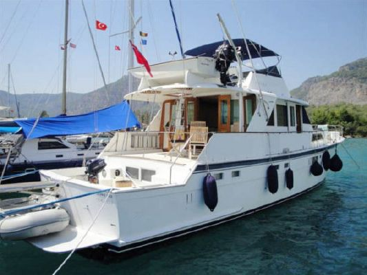 Boats for Sale & Yachts Hatteras Fisherman 58 1972 Hatteras Boats for Sale