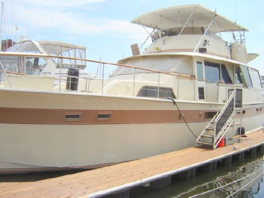 1972 hatteras motor yacht boats yachts for sale for Hatteras motor yacht for sale