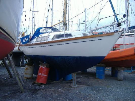 Boats for Sale & Yachts Hurley 27 1972 All Boats