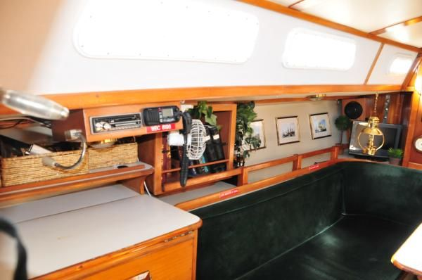 Islander 36 1972 All Boats
