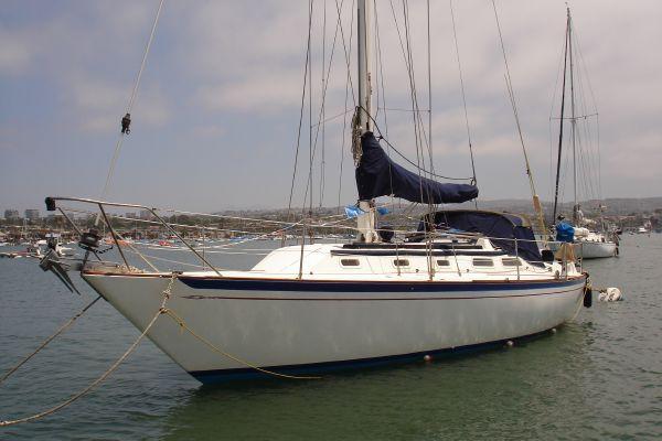 Islander Yachts 36 1972 All Boats