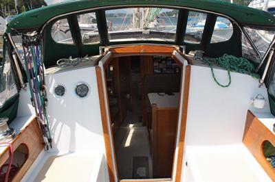 Islander Yachts Mk II 1972 All Boats