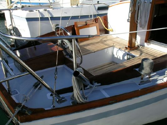 1972 mariner ketch  11 1972 Mariner Ketch