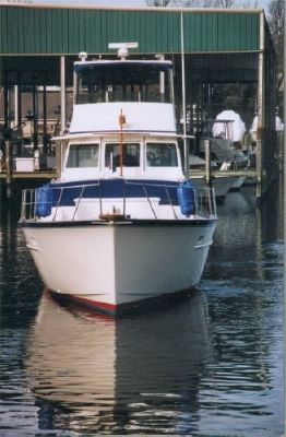 Matthews Flybridge Motor Yacht 1972 Flybridge Boats for Sale