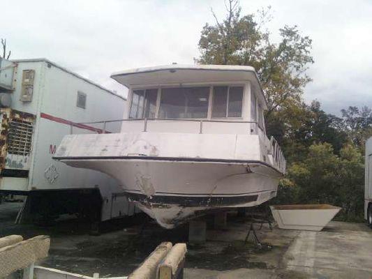 Boats for Sale & Yachts NAUTALINE 43 Fiberglass Hull 1972 Motor Boats