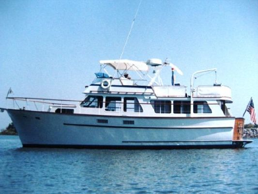 Boats for Sale & Yachts Nordlund 46' Custom Motoryacht 1972 Lund Boats for Sale
