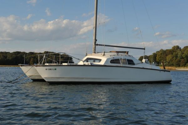 Sailcraft Iroquois 1972 Sailboats for Sale