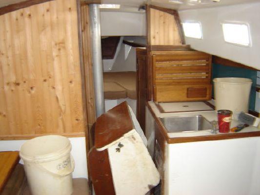 1972 seafarer sloop  5 1972 Seafarer Sloop