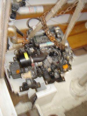 1972 seafarer sloop  6 1972 Seafarer Sloop
