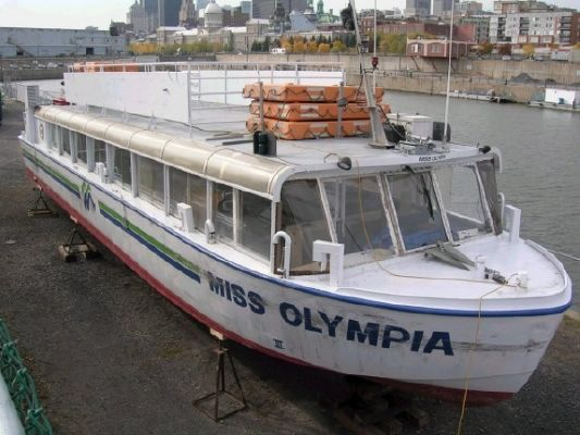 Boats for Sale & Yachts Steel Passenger vessel 1972 All Boats