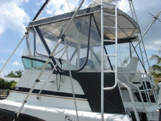 1972 striker 44 conv w tower  2 1972 Striker 44 Conv. W/tower