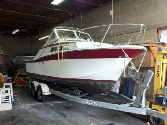Boats for Sale & Yachts Uniflite Salty Pup 1972 Motor Boats