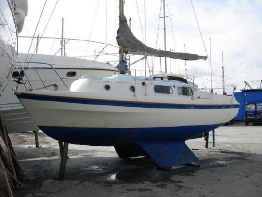 1972 Westerly Pageant 23 - Boats Yachts for sale