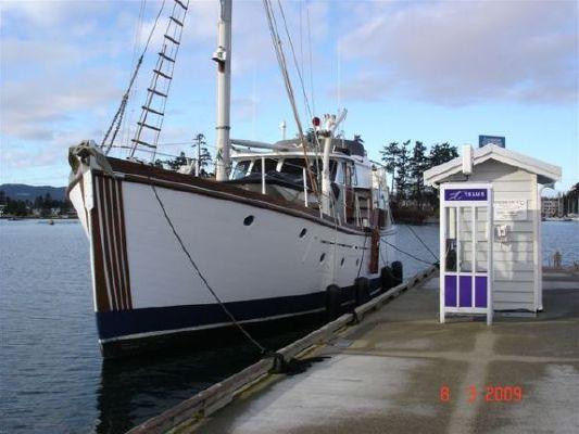 1972 william garden philbrooks trawler jfr boats for Garden design trawler boat