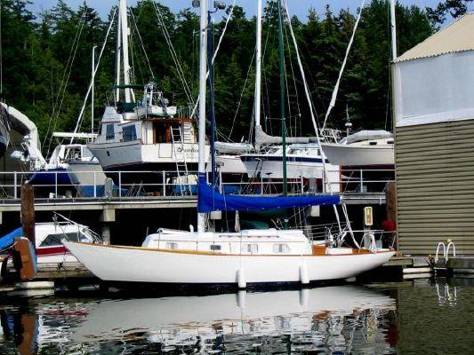 Bristol Bristol 32 Centerboard Sloop 1973 Sloop Boats For Sale