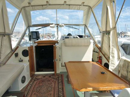 Broom ocean 37 1973 All Boats