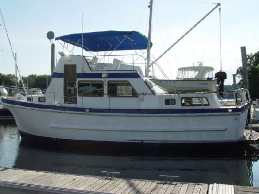 Cheoy Lee Trawler 40 LRC 1973 Cheoy Lee for Sale Trawler Boats for Sale