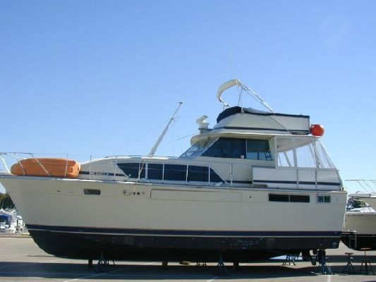 1973 Chris Craft 41 Commander Boats Yachts For Sale
