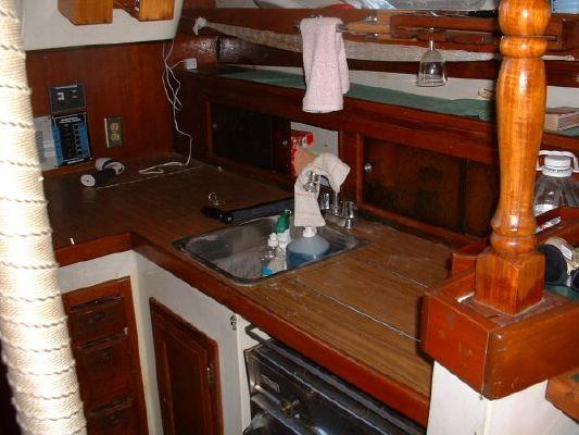 Coronado Aft cabin 1973 Aft Cabin All Boats