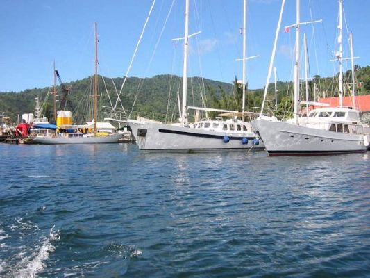 Vries Lentsch Lubbe Voss 19,5m Steel Ketch 1973 Ketch Boats for Sale