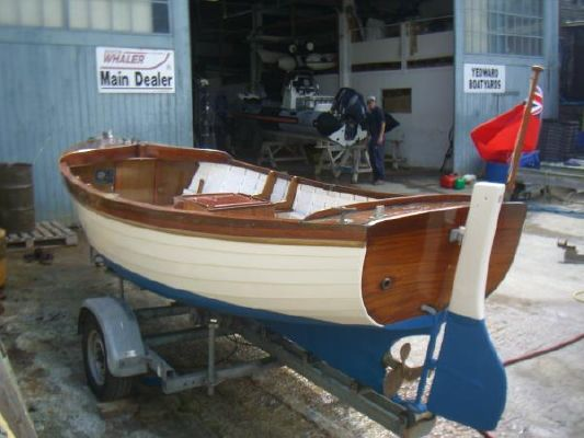 Boats for Sale & Yachts Edgar Cove Wooden Clinker Launch 1973 Ketch Boats for Sale