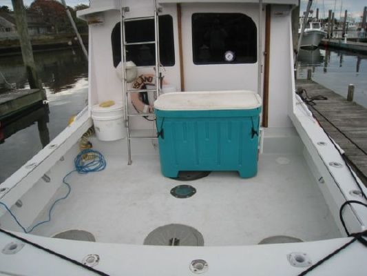 1973 Harris Cuttyhunk Sportfish Downeast Lobster Style - Boats Yachts for sale