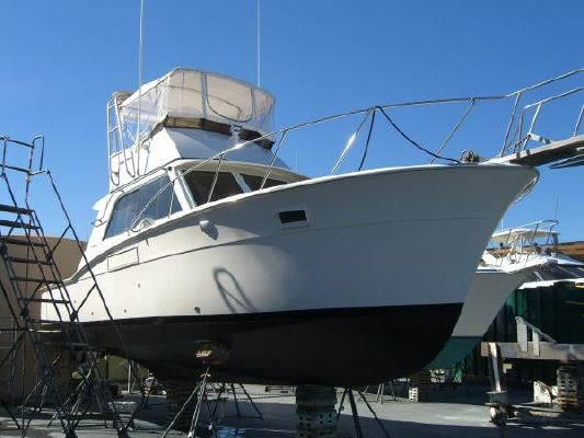 1973 Hatteras 36 Sport Fisherman Boats Yachts For Sale