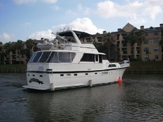 1973 hatteras 53 motor yacht boats yachts for sale for Hatteras motor yacht for sale
