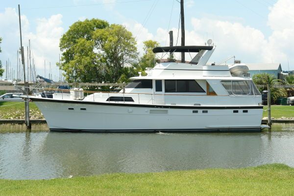 1973 Hatteras 53 Motor Yacht Boats Yachts For Sale