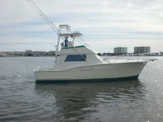 Hatteras Convertible 1973 Hatteras Boats for Sale