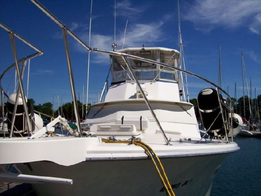 Hatteras Sport Fisherman 1973 Hatteras Boats for Sale