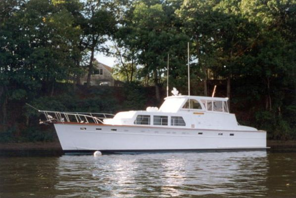 Huckins Atlantic 1973 Fishing Boats for Sale