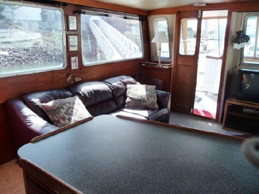 Meridian Pilothouse 1973 Pilothouse Boats for Sale