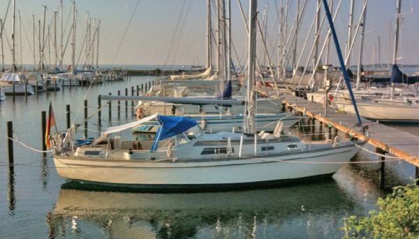 Najad 34 1973 All Boats