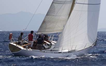 Sangermani One Ton Sparkman&Stephens 1973 All Boats