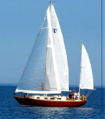 Tartan 34C Yawl 1973 Fishing Boats for Sale