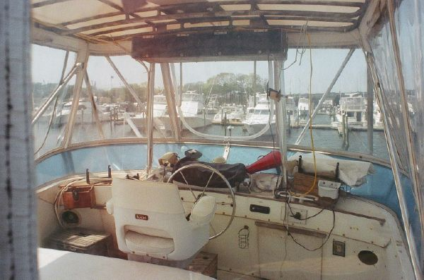 Boats for Sale & Yachts Uniflite Sport Fisherman 1973 Motor Boats